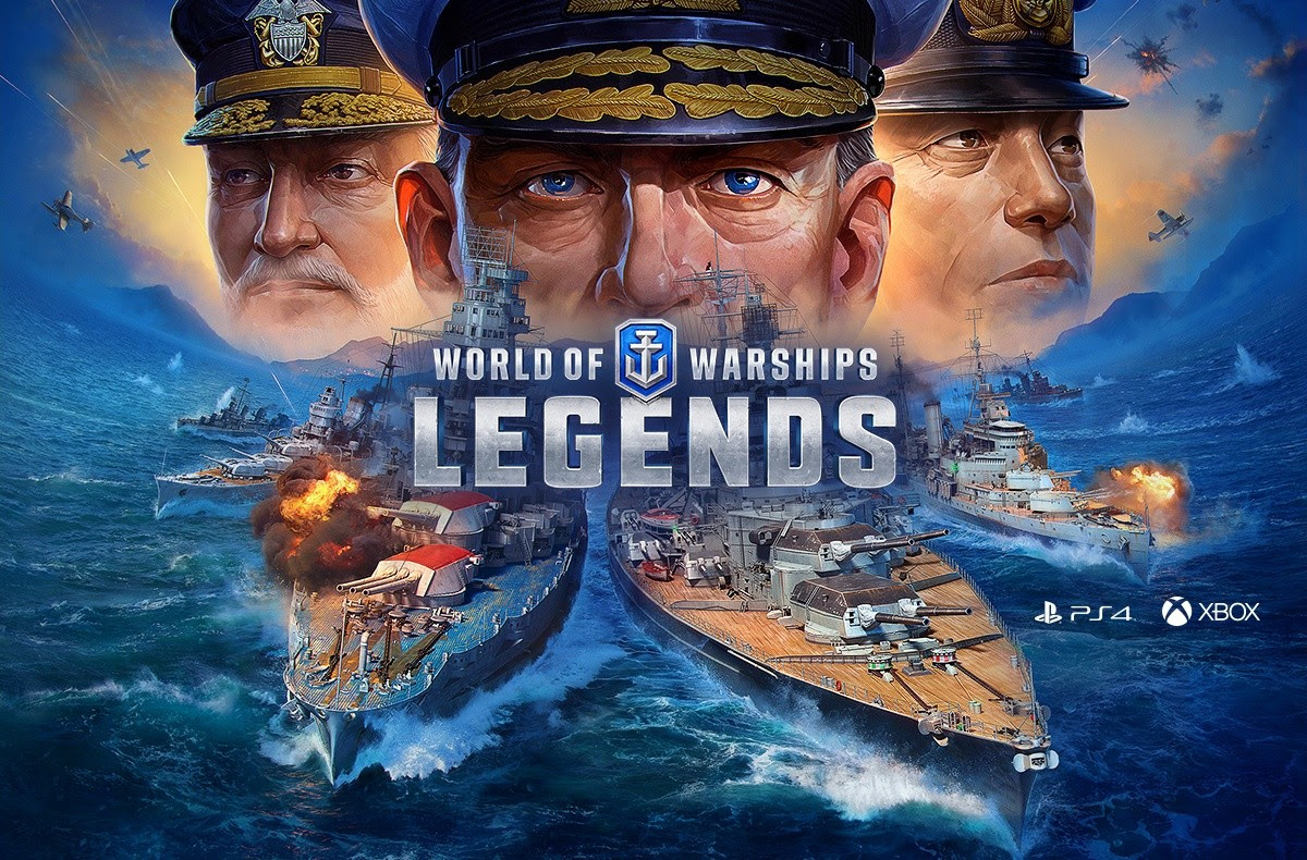 World of Warships: Legends marks its full release on Xbox One and