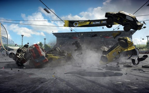 wreckfest review xbox one 2