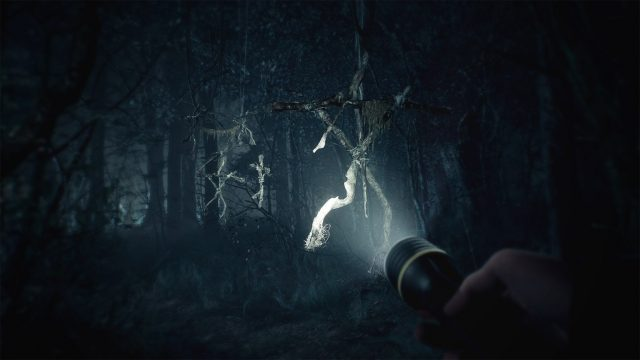Blair Witch xbox one flashlight