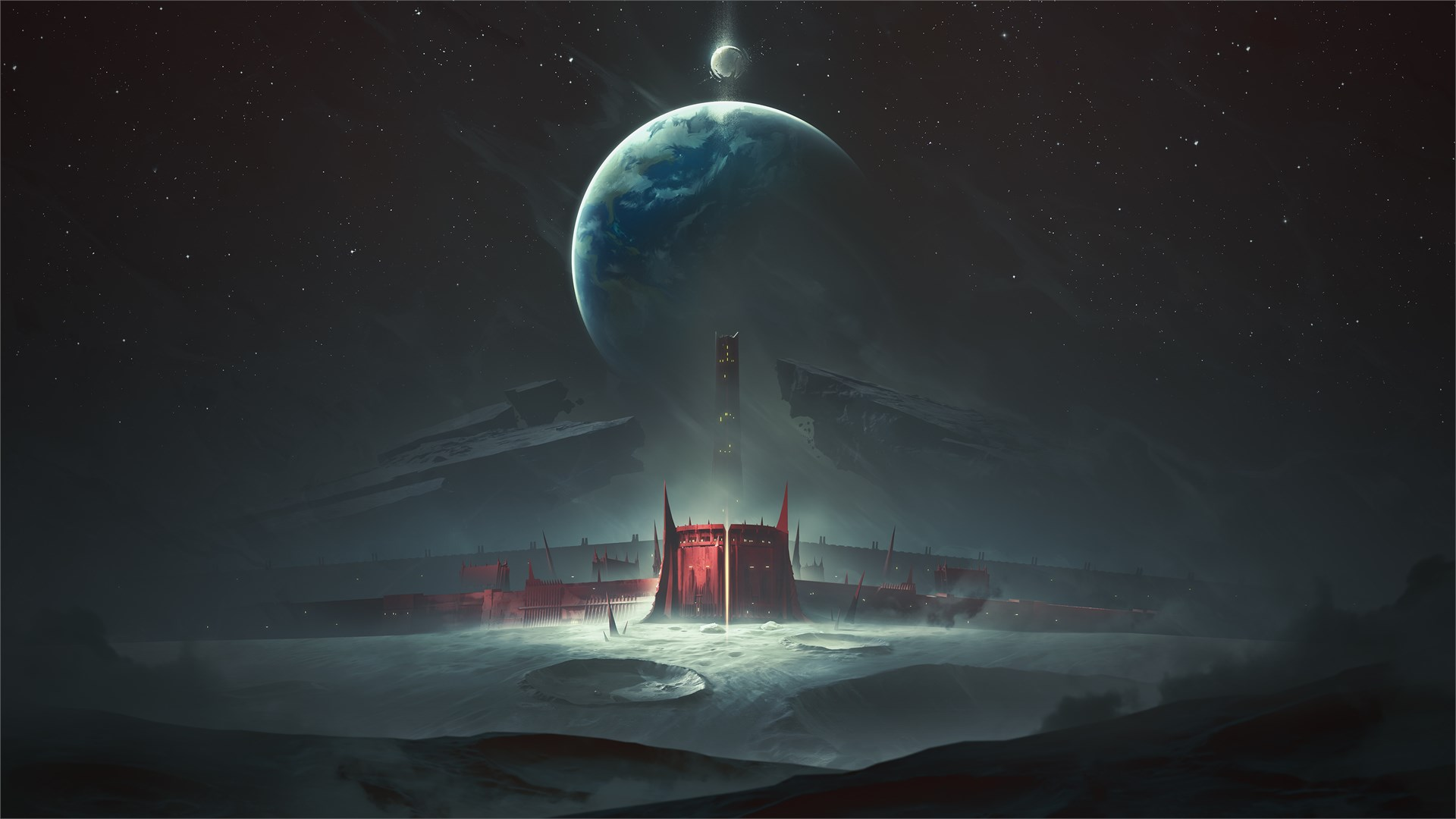 Return To The Moon In Destiny 2 Shadowkeep Thexboxhub
