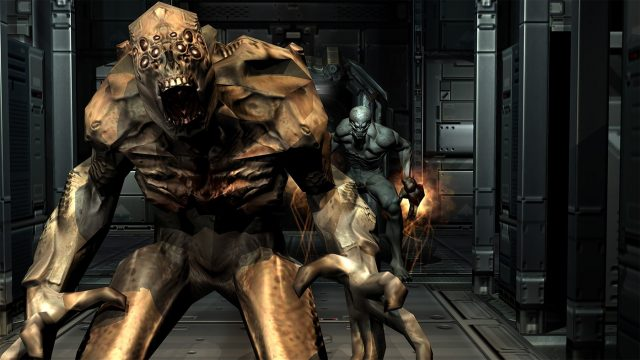 doom 3 review xbox one 3