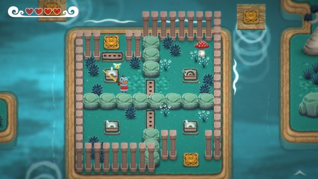 legend of the skyfish review xbox one 2