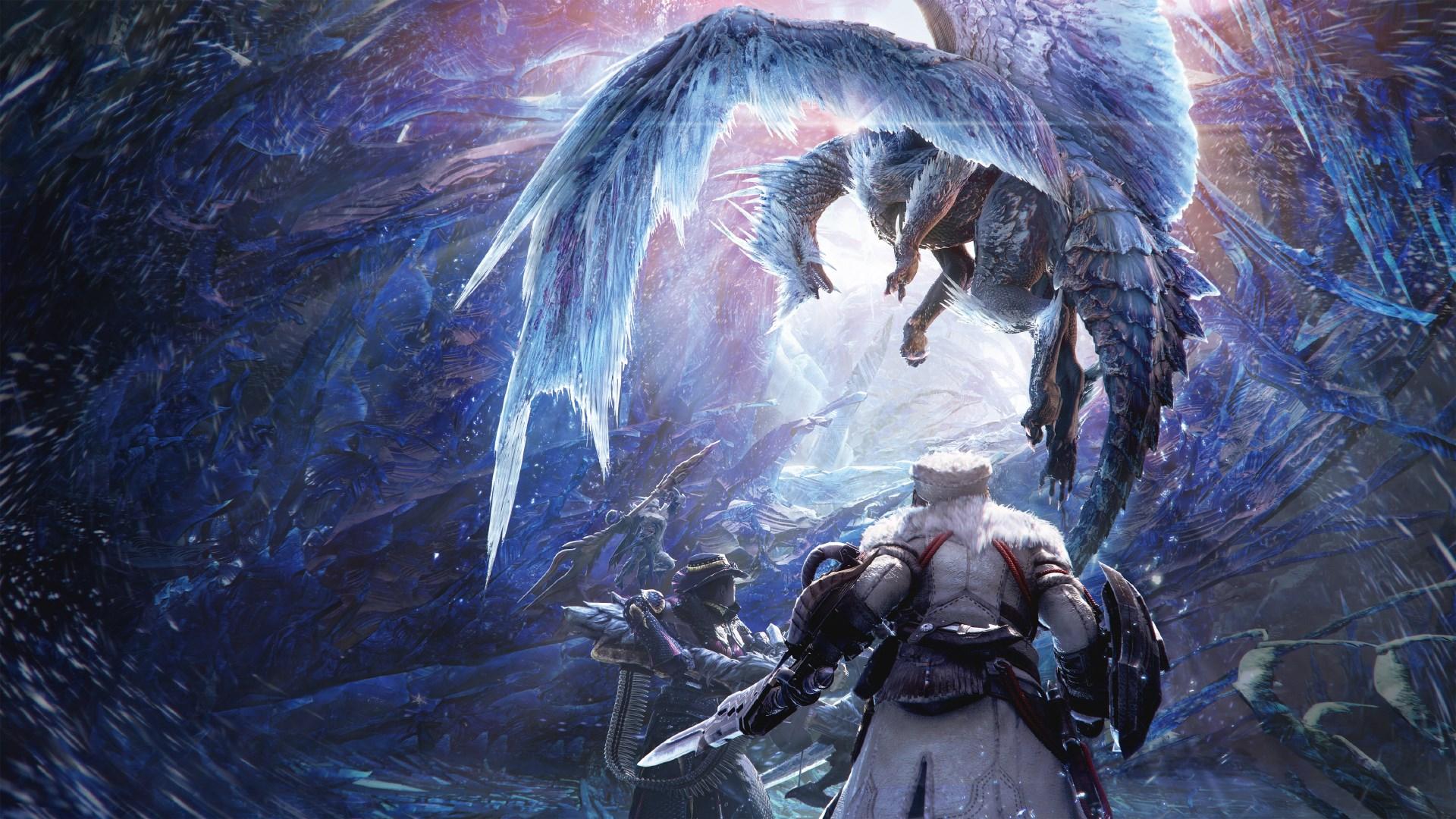 Monster Hunter World: Iceborne brings multiple chills and