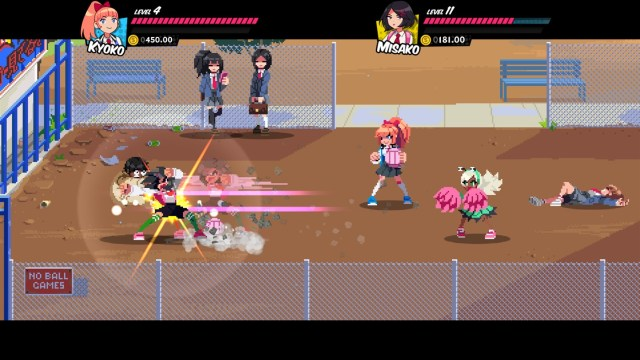 river city girls review xbox one 4