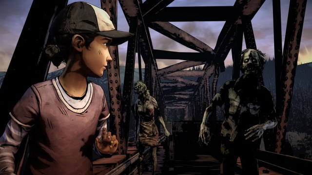 the walking dead the telltale definitive series review 1