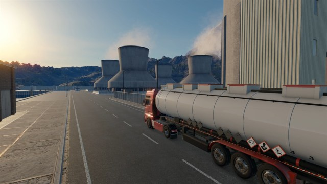 Truck Driver Review 1