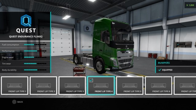 Truck Driver Review 3