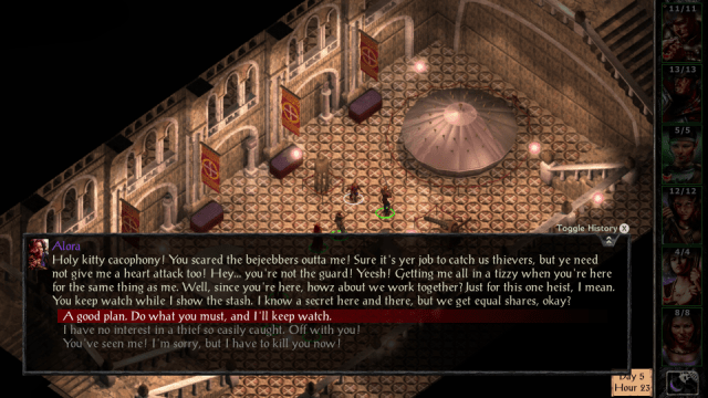 baldurs gate Hall Of Wonders