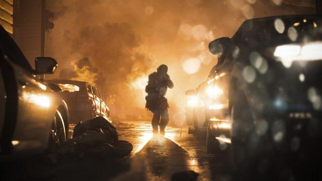call of duty modern warfare launch