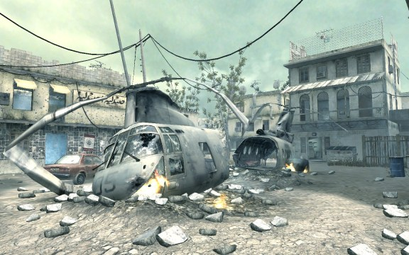 crash modern warfare