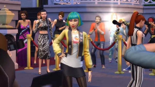 the sims 4 get famous dlc review xbox one 3