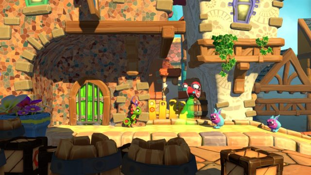 yooka laylee and the impossible lair review xbox one 1