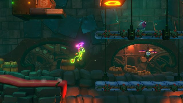 yooka laylee and the impossible lair review xbox one 3