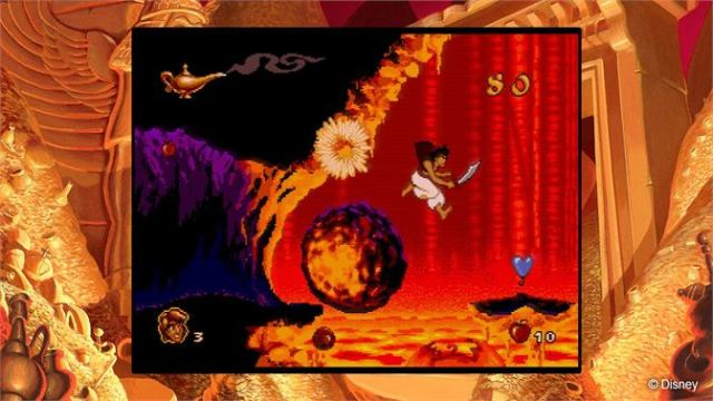 Disney Classic Games: Aladdin and the Lion King Review 4