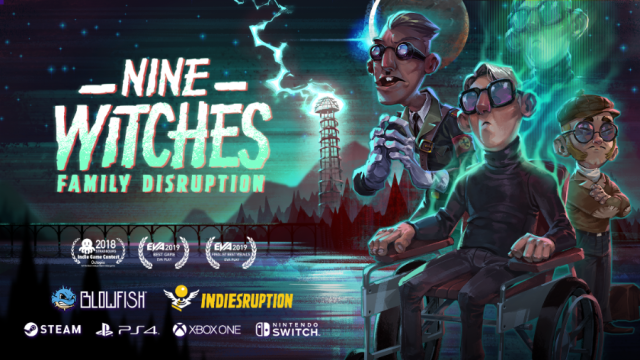 Nine Witches xbox one