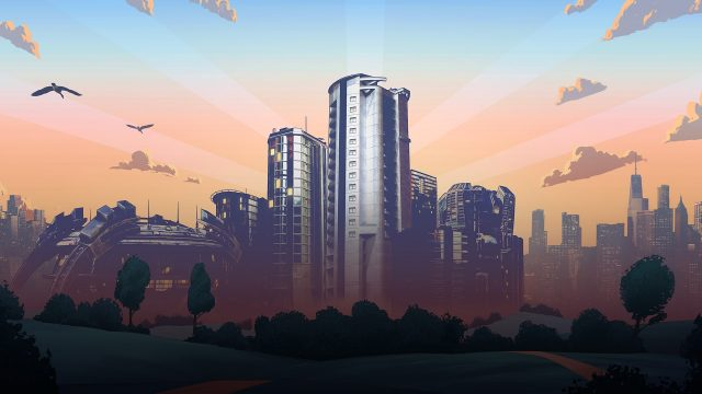 cities skylines downtown