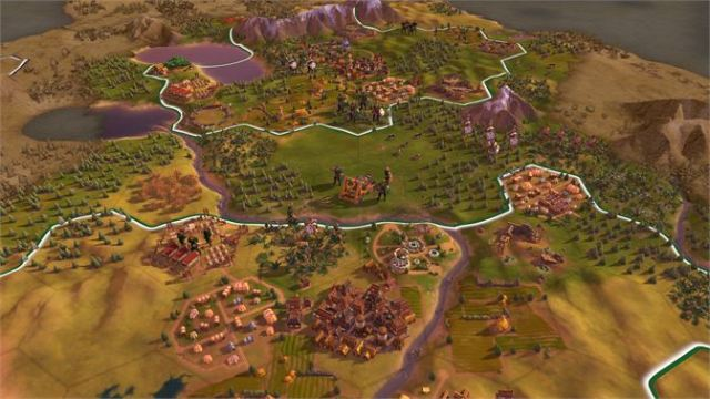 Sid Meier's Civilization VI Review 1