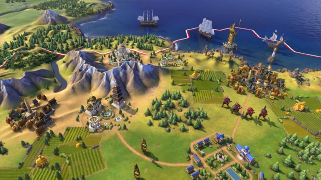 Sid Meier's Civilization VI Review 6