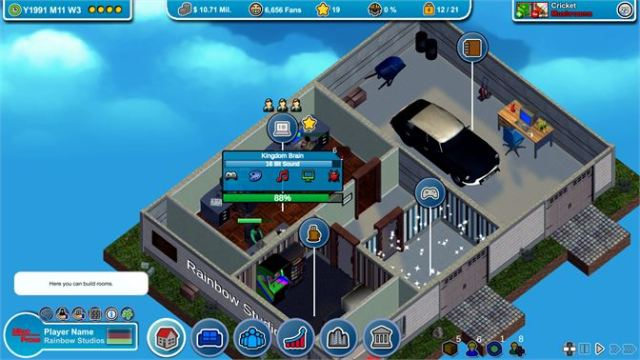 Mad Games Tycoon Review 1