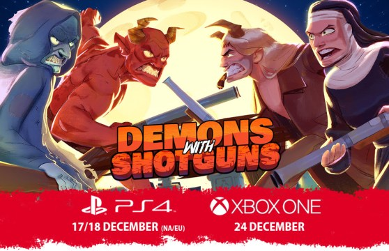 demons with shotguns xbox release