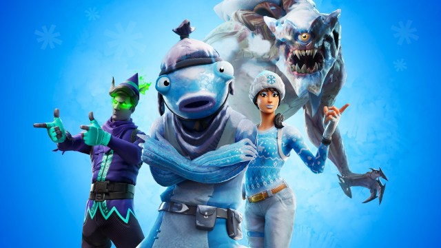 fortnite polar legends dlc