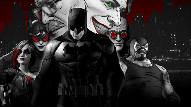 telltale batman shadows