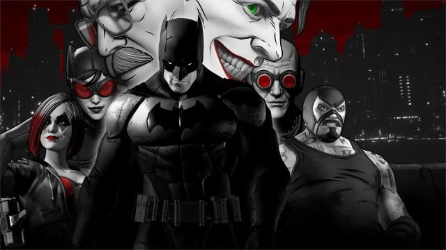 telltale batman shadows
