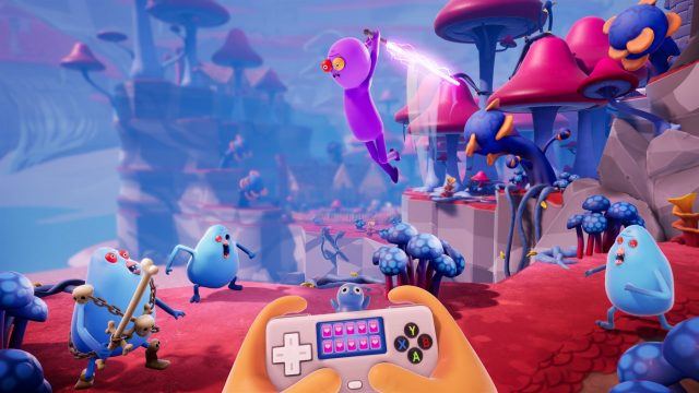 trover saves the universe review xbox 2