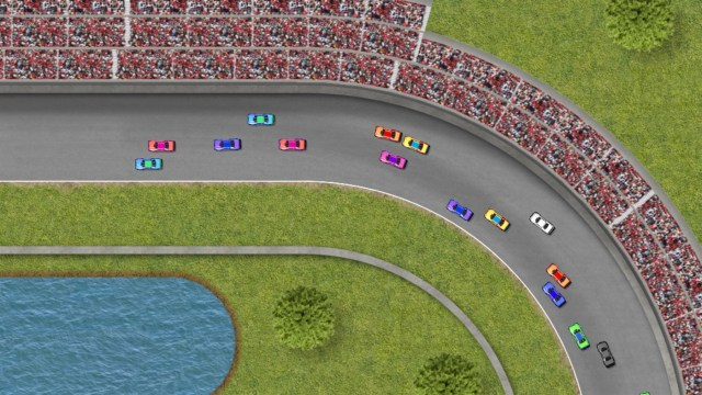 ultimate racing 2d review xbox 1