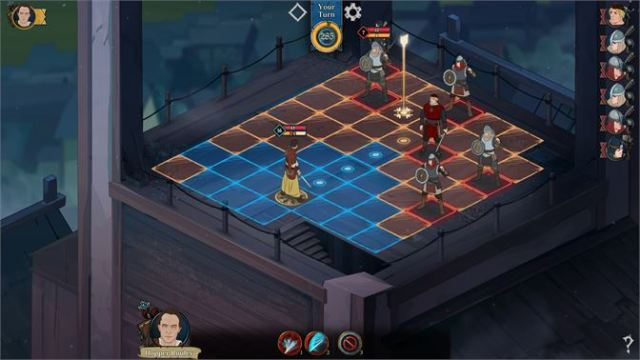 Ash of Gods: Redemption Review 3