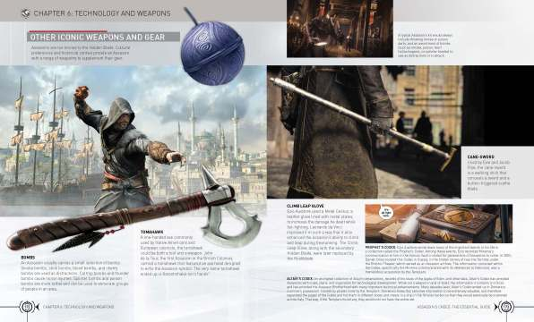 Assassins Creed Essential Guide 3