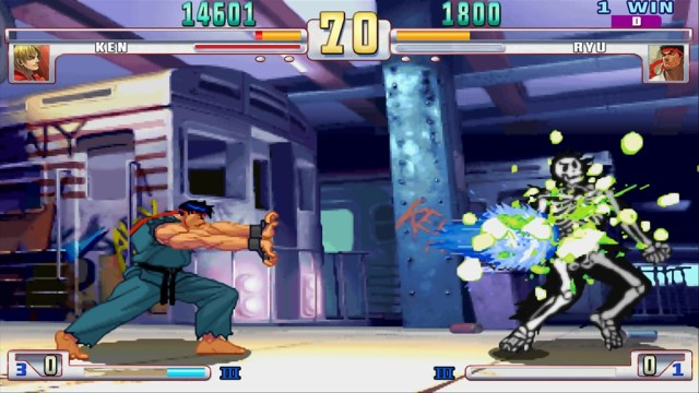 Street Fighter III: Third Strike 1
