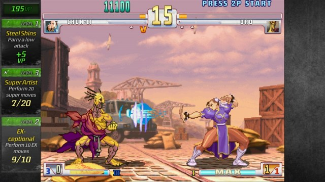 Street Fighter III: Third Strike 3