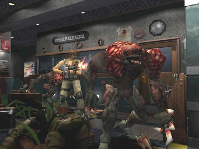 Resident Evil 3 Nemesis The Perfect Balance Of Action And