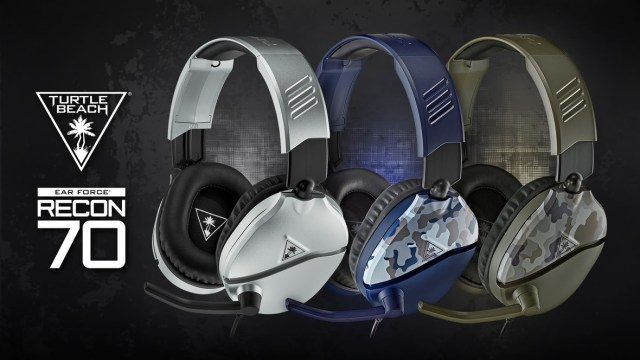 turtle beach recon 70 camo
