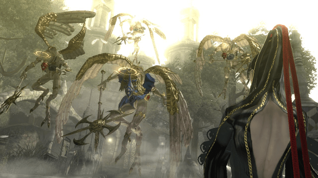 Bayonetta Review 4