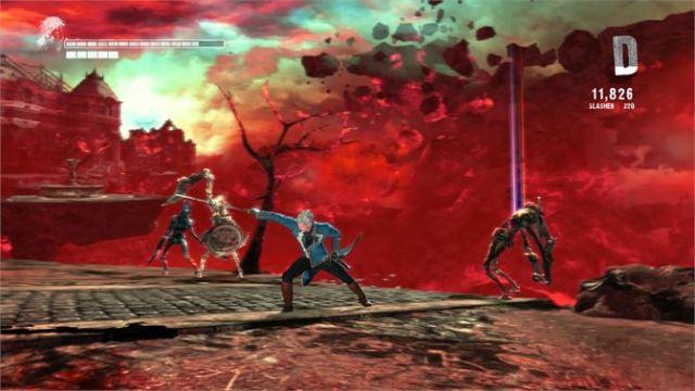 DmC: Devil May Cry Definitive Edition 4