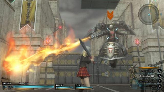 Final Fantasy Type-0 HD 2