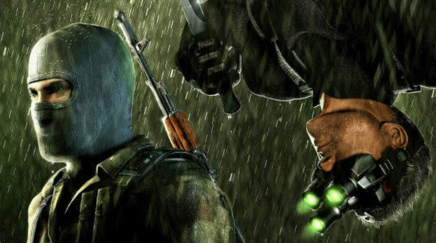 Tom Clancy's Splinter Cell Chaos Theory 1