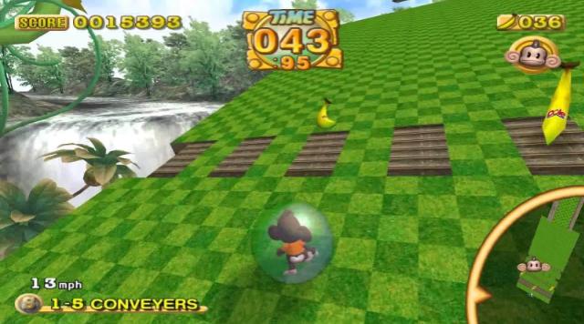Super Monkey Ball Deluxe 1