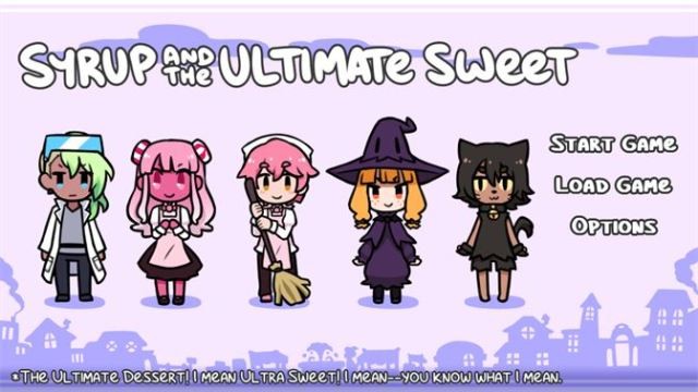 Syrup and the Ultimate Sweet Review 1