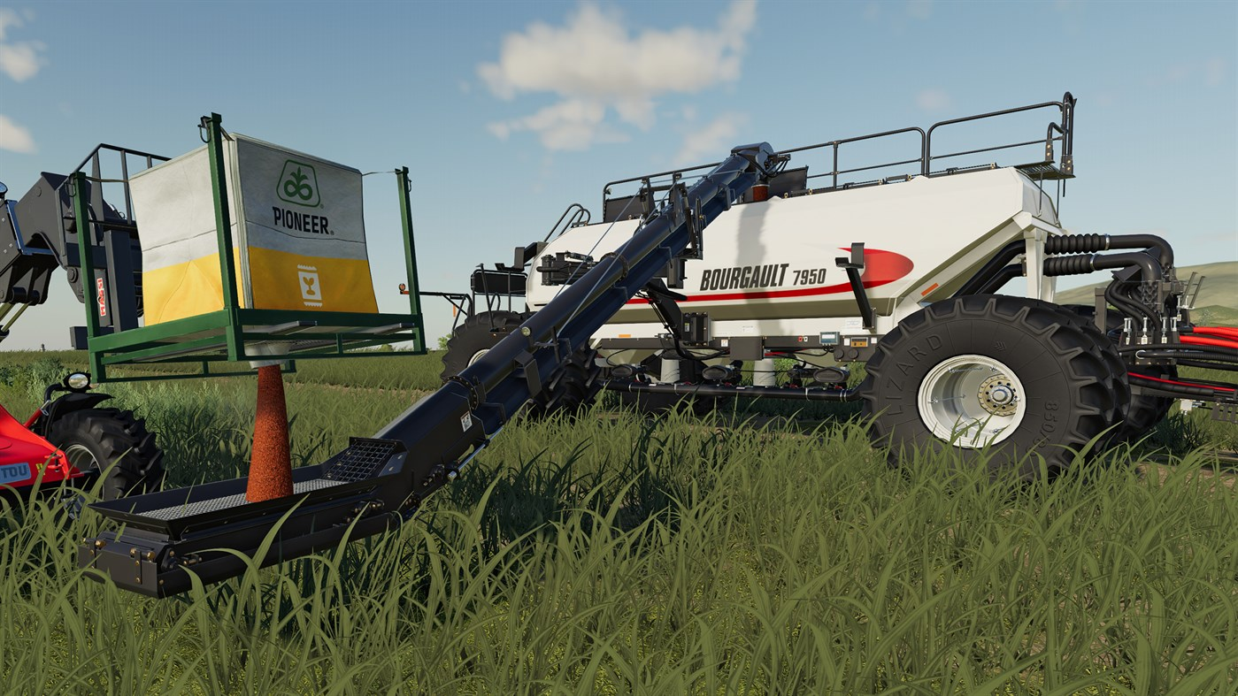 New Bourgault Dlc Expands The Farming Simulator 19 Experience Thexboxhub