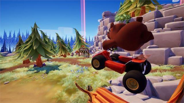 Bear's Can't Drift!? Review 1