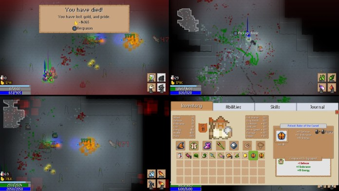 Crawlers and Brawlers Review 4