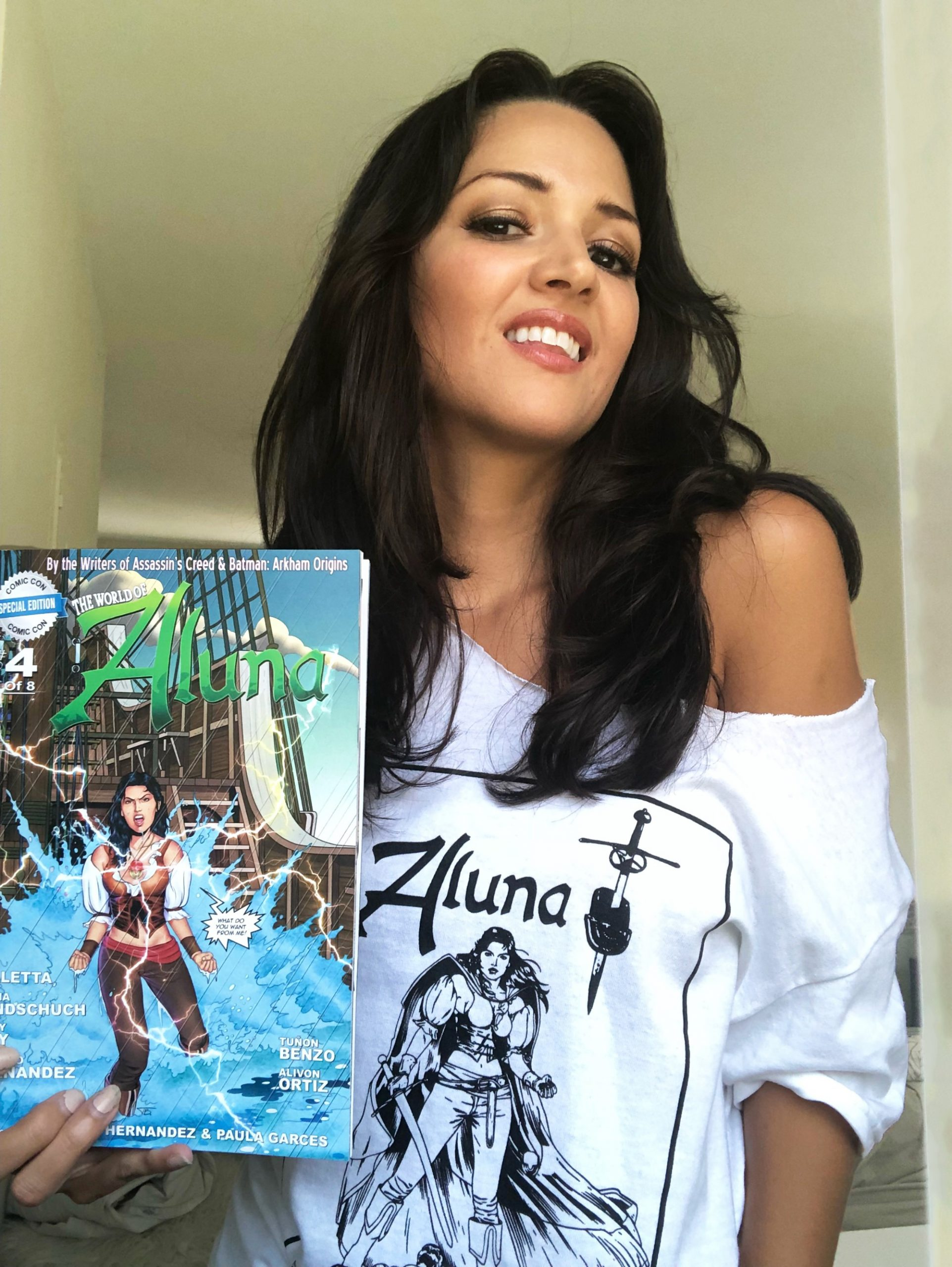 Exclusive Interview With Paula Garces Talking All Things Aluna