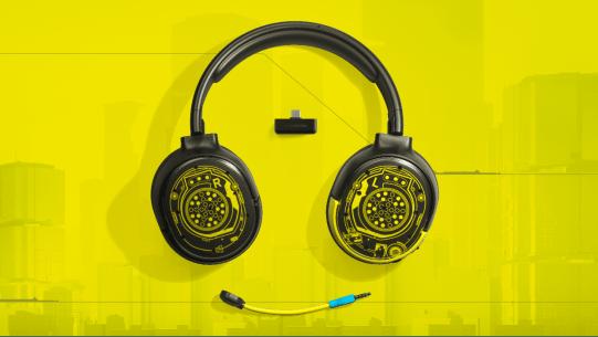 steelseries cyberpunk net runner headset