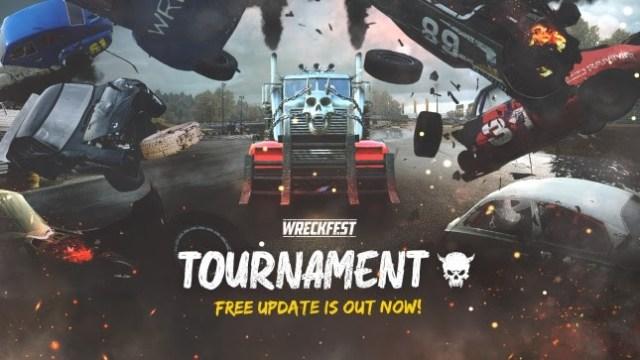 wreckfest tournament