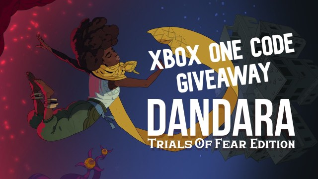 dandara trials of fear giveaway