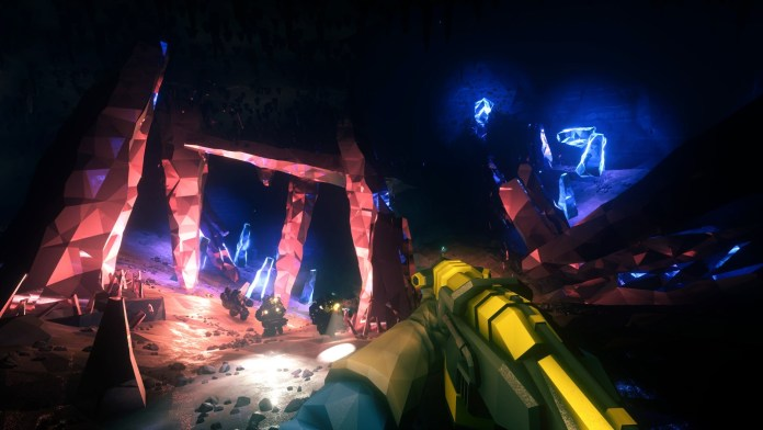 Deep Rock Galactic Review 2