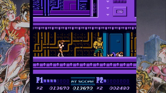 Double Dragon II: The Revenge Review 3